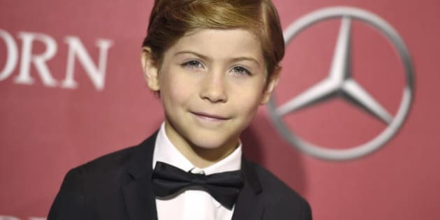 "FILE - In this Jan. 2, 2015 file photo, actor Jacob Tremblay arrives at the 27th annual Palm Springs International Film Festival Awards Gala in Palm Springs, Calif. Tremblay, who starred in ""Room,"" will serve as a presenter at the Academy Awards on Feb. 28, 2016. The Academy of Motion Pictures Arts and Sciences on Thursday, Jan. 28, 2016, announced 11 names taking part in the show. Lady Gaga, the Weeknd and Sam Smith will also perform. (Photo by Jordan Strauss/Invision/AP, File)"