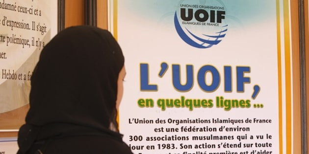 France, Le Bourget, UOIF French muslim yearly meeting