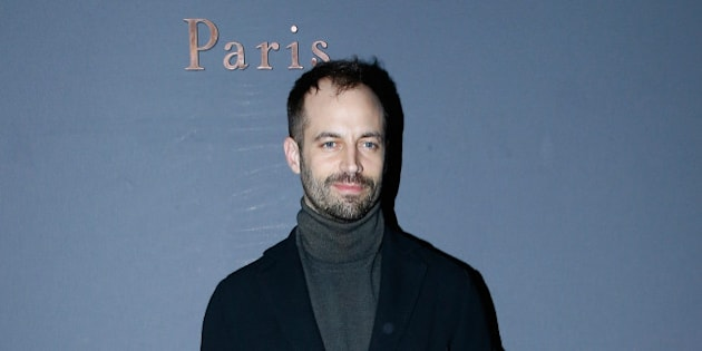 PARIS, FRANCE - JANUARY 22:  Paris National Opera dance director Benjamin Millepied attends the Berluti Menswear Fall/Winter 2016-2017 show as part of Paris Fashion Week on January 22, 2016 in Paris, France.  (Photo by Bertrand Rindoff Petroff/Getty Images)