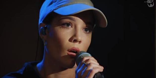 High Quality Halsey Hqhaisey: Halsey Covers Justin Bieber's 'Love Myself' For Triple J