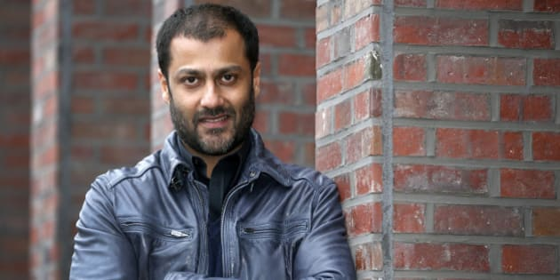 Director Abhishek Kapoor poses for portraits for the film Kai Po Che at the 63rd edition of the Berlinale, International Film Festival in Berlin, Wednesday, Feb. 13, 2013. (AP Photo/Michael Sohn)