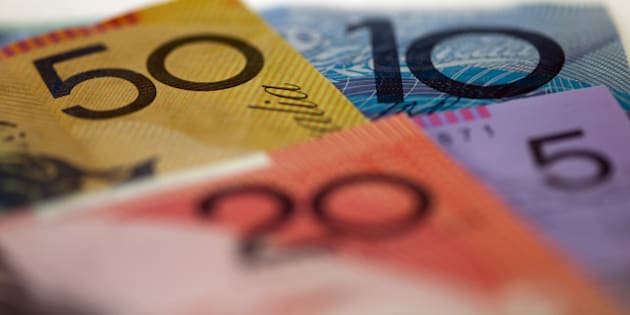 Australian Currency, notes, cash, Australian Dollar, currency, worth, buy, finance.