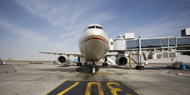 Etihad Airways is the flag carrier of the United Arab Emirates.