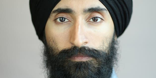 DUBAI, UNITED ARAB EMIRATES - DECEMBER 15:  Actor Waris Ahluwalia poses during a portrait session on day seven of the 12th annual Dubai International Film Festival held at the Madinat Jumeriah Complex on December 15, 2015 in Dubai, United Arab Emirates.  (Photo by Neilson Barnard/Getty Images for DIFF)