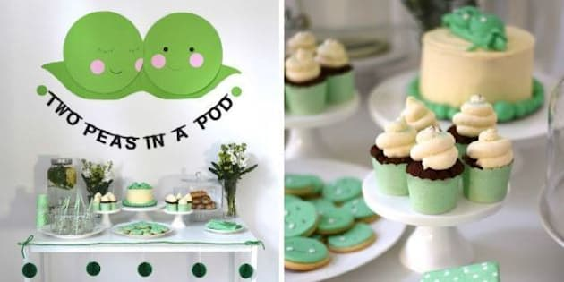 Twin Baby Shower 21 Ideas To Plan A Party For Two Huffpost Canada