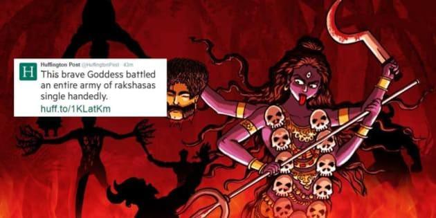 22 Images That Perfectly Capture Indian Mythology In The Digital Era