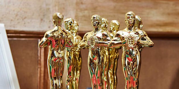 Statuettes nominations before the presentation
