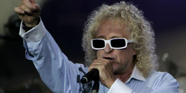 Le Chanteur Français Michel Polnareff Hospitalisé Son Concert