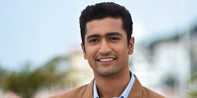 Indian actor Vicky Kaushal poses during a photocall for the film 'Masaan' at the 68th Cannes Film Festival in Cannes, southeastern France, on May 19, 2015. AFP PHOTO / ANNE-CHRISTINE POUJOULAT        (Photo credit should read ANNE-CHRISTINE POUJOULAT/AFP/Getty Images)