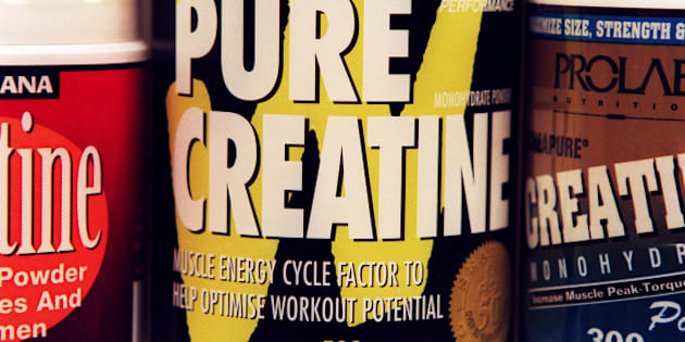 Dr Paul Greenhaff of Nottingham University, leading researcher into the use of Creatine in sport.