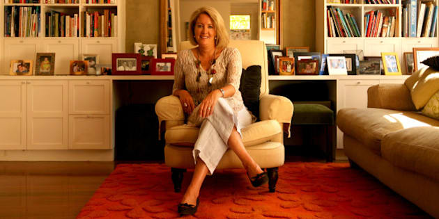 (AUSTRALIA & NEW ZEALAND OUT) Federal Sex Discrimination Commissioner, Elizabeth Broderick, photographed in Sydney. (Photo by Fairfax Media via Getty Images)