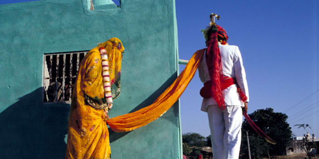 Traditional Wedding in Rajastan, India