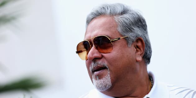BUDAPEST, HUNGARY - JULY 28:  Force India Chairman Vijay Mallya is seen during qualifying for the Hungarian Formula One Grand Prix at the Hungaroring on July 28, 2012 in Budapest, Hungary.  (Photo by Mark Thompson/Getty Images)