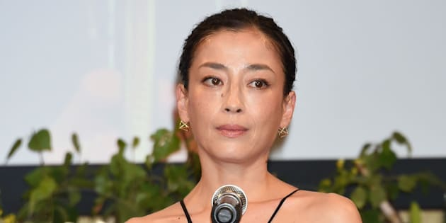 TOKYO, JAPAN - JULY 07:  Actress Rie Miyazawa attends the Hoso Bunka Foundation Prize on July 7, 2015 in Tokyo, Japan.  (Photo by Jun Sato/Getty Images)
