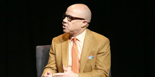 NEW YORK, NY - JANUARY 29:  Darren Walker, President, Ford Foundation speaks at the 2016 'Tina Brown Live Media's American Justice Summit' at Gerald W. Lynch Theatre on January 29, 2016 in New York City.  (Photo by Paul Zimmerman/WireImage)