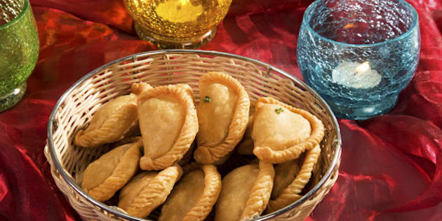 Gujiya, Indian sweet