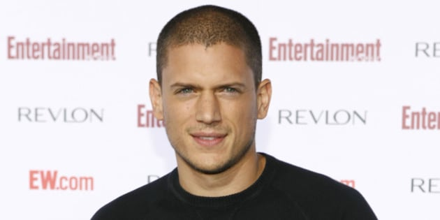 Wentworth Miller arrives at Entertainment Weekly's 5th Annual Pre-Emmy party in Los Angeles on Saturday, Sept. 15, 2007. (AP Photo/Matt Sayles)