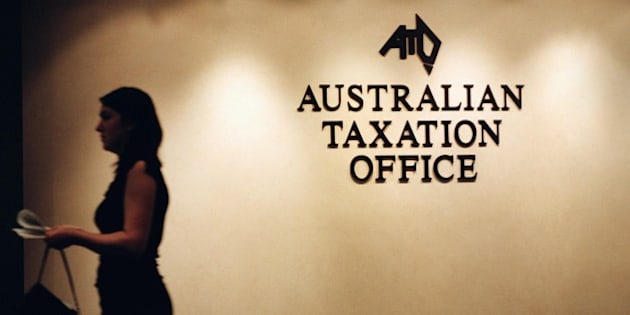 (AUSTRALIA & NEW ZEALAND OUT) ATO Australian Taxation Office, Wednesday 18th December 2002. AFR GENERIC Photo Louie Douvis (Photo by Fairfax Media via Getty Images)
