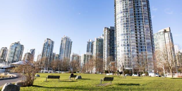 Condominiums in Vancouver