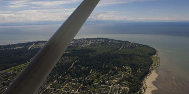 VANCOUVER, CANADA - JULY 02:  Jericho Park is viewed from the air on July 2, 2010 in Vancouver, British Columbia, Canada. Vancouver was the host city of the 2010 Winter Olympics. (Photo by George Rose/Getty Images)