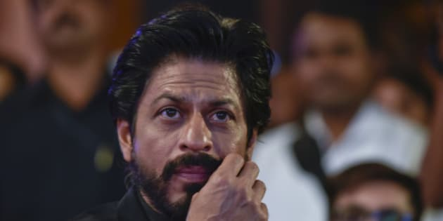 MUMBAI, INDIA - MARCH 20: (EDITOR'S NOTE: This is an exclusive shoot of Hindustan Times) Bollywood actor Shah Rukh Khan during Hindustan Times Most Stylish Awards 2016 at Taj Lands End, Bandra on March 20, 2016 in Mumbai, India. (Photo by Satish Bate/Hindustan Times via Getty Images)