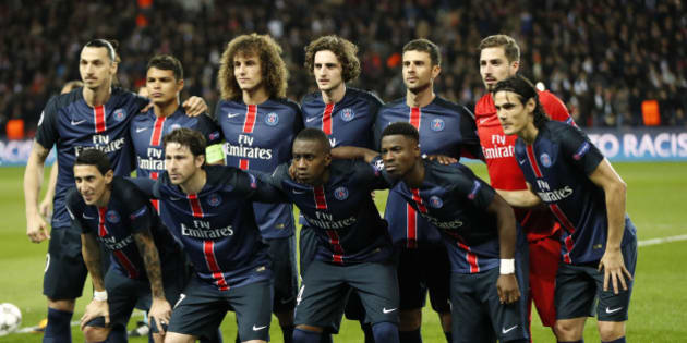 Football Soccer - Paris St Germain v Manchester City - UEFA Champions League Quarter Final First Leg - Parc des Princes, Paris, France - 15/16 - 6/4/16