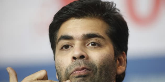"""Director Karan Johar attends a news conference to promote his movie """"My Name is Khan"""" at the 60th Berlinale International Film Festival in Berlin February 12, 2010.       REUTERS/Tobias Schwarz     (GERMANY)"""