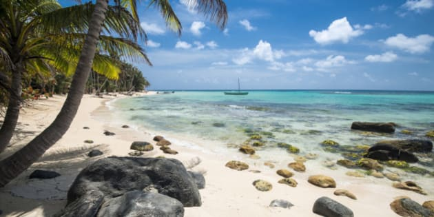 Little Corn Island, Nicaragua, Caribbean, Atlantic Ocean