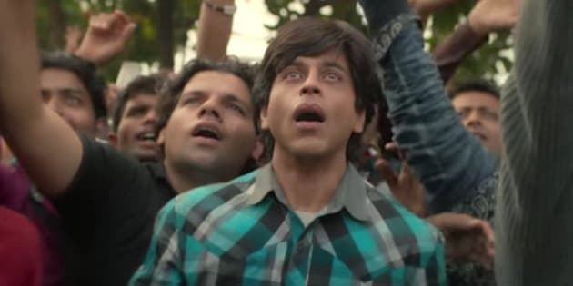 'Fan' Review: SRK's Charisma Just About Saves This