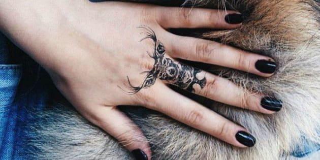 Ink Hunter L Appli Qui Permet De Tester Un Tatouage Avant De Se