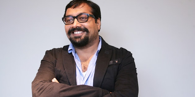"Director Anurag Kashyap poses for a portrait to promote the film ""That Girl In The Yellow Boots"" at the Toronto International Film Festival Thursday Sept. 16, 2010.   (AP Photo/Carlo Allegri)"