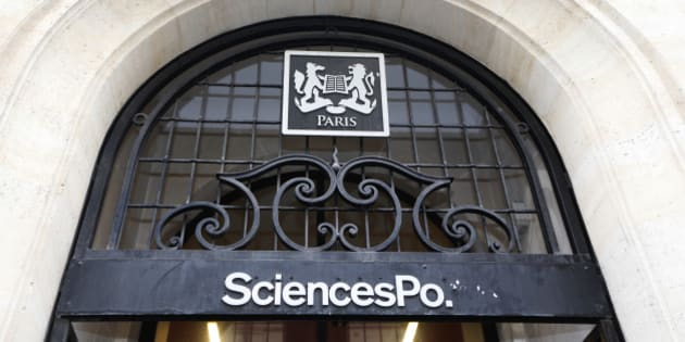 """Institute of Political Studies (IEP) or """"Sciences Po"""" main entrance at the Institute in Paris, France, May 28, 2013. Picture taken May 28, 2013. REUTERS/Charles Platiau"""