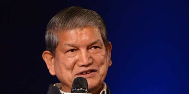 NEW DELHI,INDIA MARCH 13: Uttarakhand CM Harish Rawat at India Today Conclave 2015.(Photo by Qamar Sibatin/India Today Group/Getty Images)