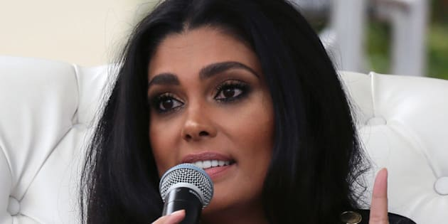 LOS ANGELES, CALIFORNIA - APRIL 09:  Designer Rachel Roy attends the 2016 Los Angeles Times Festival of Books at USC on April 9, 2016 in Los Angeles, California.  (Photo by David Livingston/Getty Images)