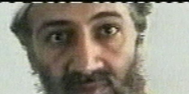 FILE - This undated image taken from video released by Al-Jazeera television on Oct. 5, 2001, shows Osama bin Laden at an undisclosed location. Federal authorities dropped terrorism charges against bin Laden in court papers filed Friday, June 17, 2011, formally ending a case against the slain al-Qaida leader that began with hopes of seeing him brought to justice in a civilian court. U.S. District Judge Lewis Kaplan approved a request made by federal prosecutors to dismiss the charges — a procedural move that's routine when defendants under indictment die. (AP Photo/Courtesy of Al-Jazeera via APTN, File)