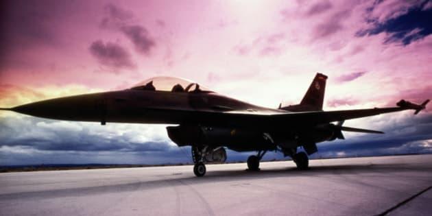 USAF Lockheed Martin F-16 Fighting Falcon (Viper)