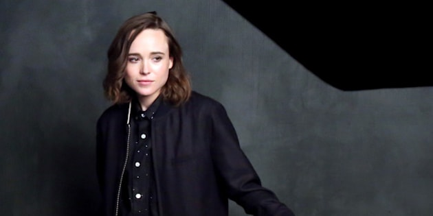 AUSTIN, TX - MARCH 12:  Actress Ellen Page attends The Samsung Studio at SXSW 2016 on March 12, 2016 in Austin, Texas.  (Photo by Jonathan Leibson/Getty Images for Samsung)