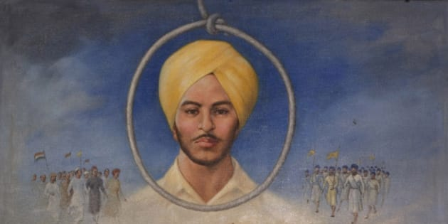 Bhagat Singh, India. (Photo by: IndiaPictures/UIG via Getty Images)