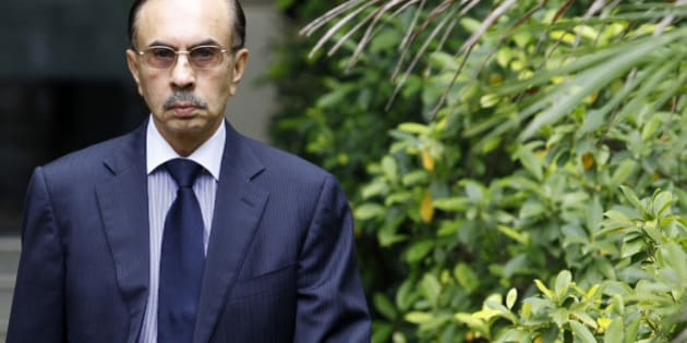 Adi Godrej, chairman of Godrej Industries Ltd., arrives to attend an interview with Reuters in Mumbai July 13, 2010. In a Bain & Co survey on corporate governance in Indian firms, more than 75 percent of respondents said their board did not discuss CEO succession planning at all; fewer than a fifth had any formal or informal role in planning CEO succession. The Godrej Group has drawn up succession plans to avoid such a spectacle. Picture taken July 13, 2010. To match Feature INDIA-BUSINESS/FAMILIES  REUTERS/Danish Siddiqui/Files (INDIA - Tags: BUSINESS)