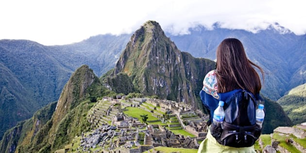 Machu Picchu is among the greatest artistic, architectural and land use achievements anywhere and the most significant tangible legacy of the Inca civilization. Recognized for outstanding cultural and natural values, the mixed World Heritage property covers 32,592 hectares of mountain slopes, peaks and valleys surrounding its heart, the spectacular archaeological monument of La Ciudadela (the Citadel) at more than 2,400 meters above sea level. Built in the fifteenth century Machu Picchu was abandoned when the Inca Empire was conquered by the Spaniards in the sixteenth century. It was not until 1911 that the archaeological complex was made known to the outside world.