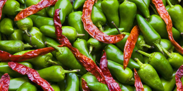 Chillis for spice, heat and flavour