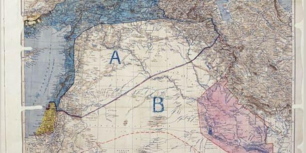 Sykes Picot Quel Confine Tracciato Un Secolo Fa E Le Nostre Colpe