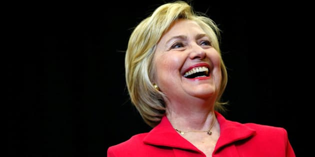 U.S. Democratic presidential candidate Hillary Clinton speaks at Transylvania University in Lexington, Kentucky, U.S., May 16, 2016.  REUTERS/Aaron P. Bernstein