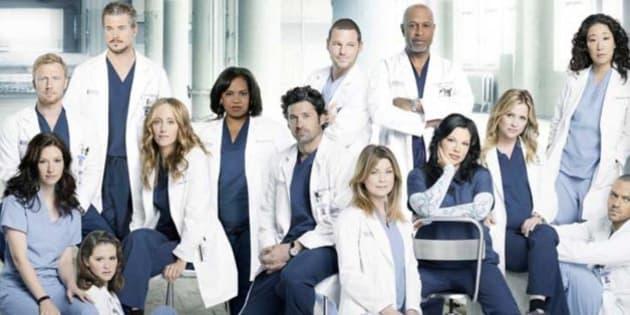 Sara Ramirez (Callie Torres) deja \'Anatomía de Grey\' después de 10 ...