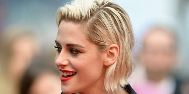 CANNES, FRANCE - MAY 11:  American actress Kristen Steward attends the 'Cafe Society' premiere and the Opening Night Gala during the 69th annual Cannes Film Festival at the Palais des Festivals on May 11, 2016 in Cannes, France.  (Photo by Dominique Charriau/WireImage)