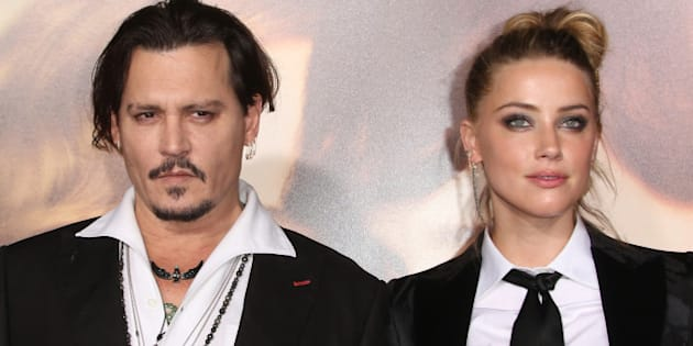 "Westwood, CA - November 21 Johnny Depp, Amber Heard Attending Premiere Of Focus Features' ""The Danish Girl"" At The Westwood Village Theatre On November 21, 2015. Photo Credit: Faye Sadou / MediaPunch/IPX"