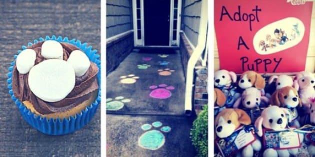 Paw Patrol Birthday 23 DIY Ideas Your Kid Wont Forget