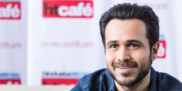 MUMBAI, INDIA - MAY 5: (EDITOR'S NOTE: This is an exclusive shoot of Hindustan Times) Bollywood actor Emraan Hashmi poses during the promotions of upcoming movie 'Azhar' at HT office on May 5, 2016 in Mumbai, India. Azhar is sports biographical film based on the life of the Indian cricketer Mohammad Azharuddin and is set to release worldwide on May 13, 2016. (Photo by Aalok Soni/Hindustan Times via Getty Images)