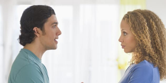 alpha female marriage