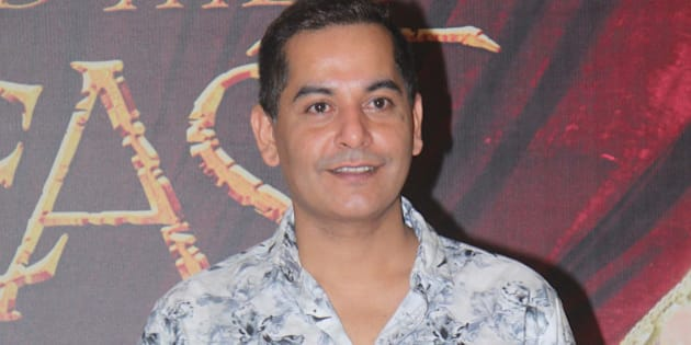 MUMBAI, INDIA - MAY 8: Indian Television actor Gaurav Gera during the Disney India's Beauty and the Beast musical event at NSCI Dome, Worli, on May 8, 2016 in Mumbai, India. (Photo by Pramod Thakur/Hindustan Times via Getty Images)